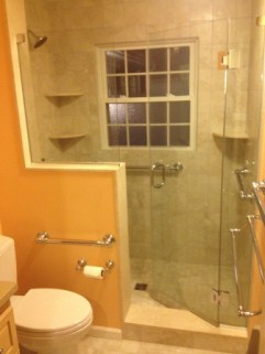 Bathroom remodeling manchester plumbing contractor for Bath remodel ct